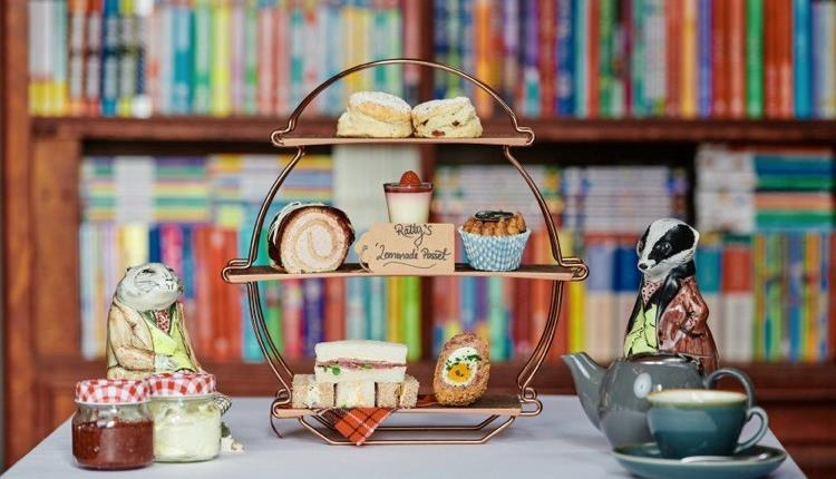 Wind in the Willows Afternoon Tea