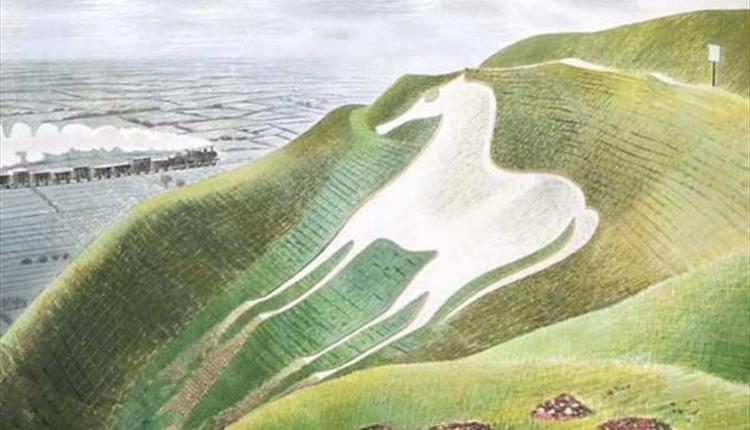Eric Ravilious: Downland Man exhibition