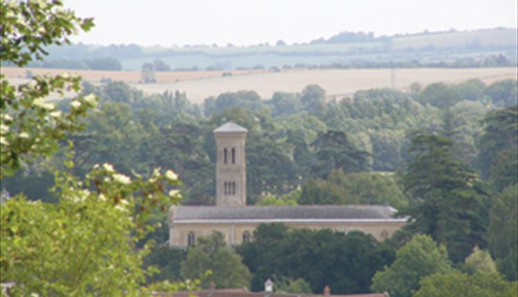 View across Wilton