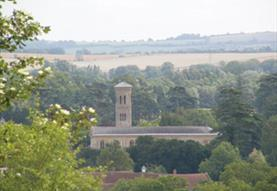 View across Wilton