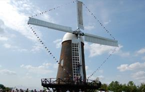 Wilton Windmill near Marlborough, Wiltshire.