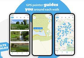 Wiltshire Walks App