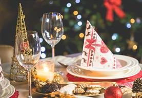 Family Christmas Sunday Lunches at Bowood Hotel, Spa & Golf Resort