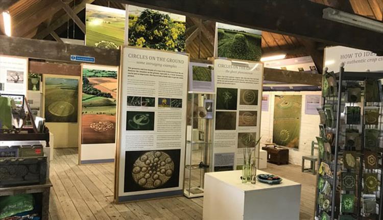 Crop Circle Exhibition & Information Centre