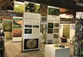 Crop Circle Exhibition & Information Centre