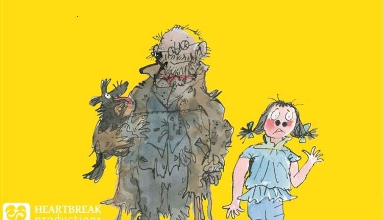 Mr Stink by David Walliams at Bowood House & Gardens
