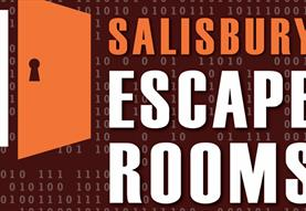 Salisbury Escape Room - logo