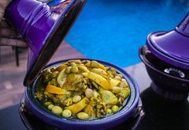 Moroccan Kitchen Cookery Class With Peter Vaughan