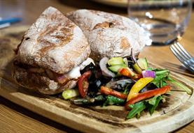 Visit Hillbrush Restaurant