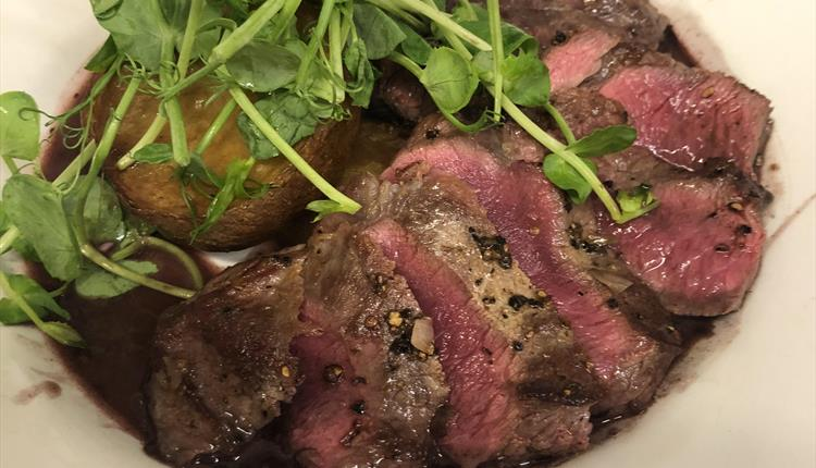 Steak Night Plus! Cookery Class With Peter Vaughan