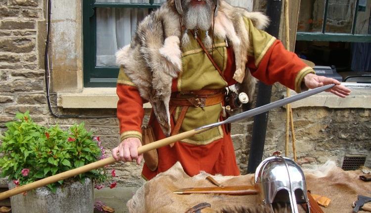 Saxon Twelfth Night Celebration