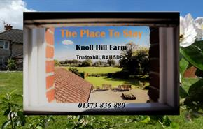 Knoll Hill Farm, The Place To Stay