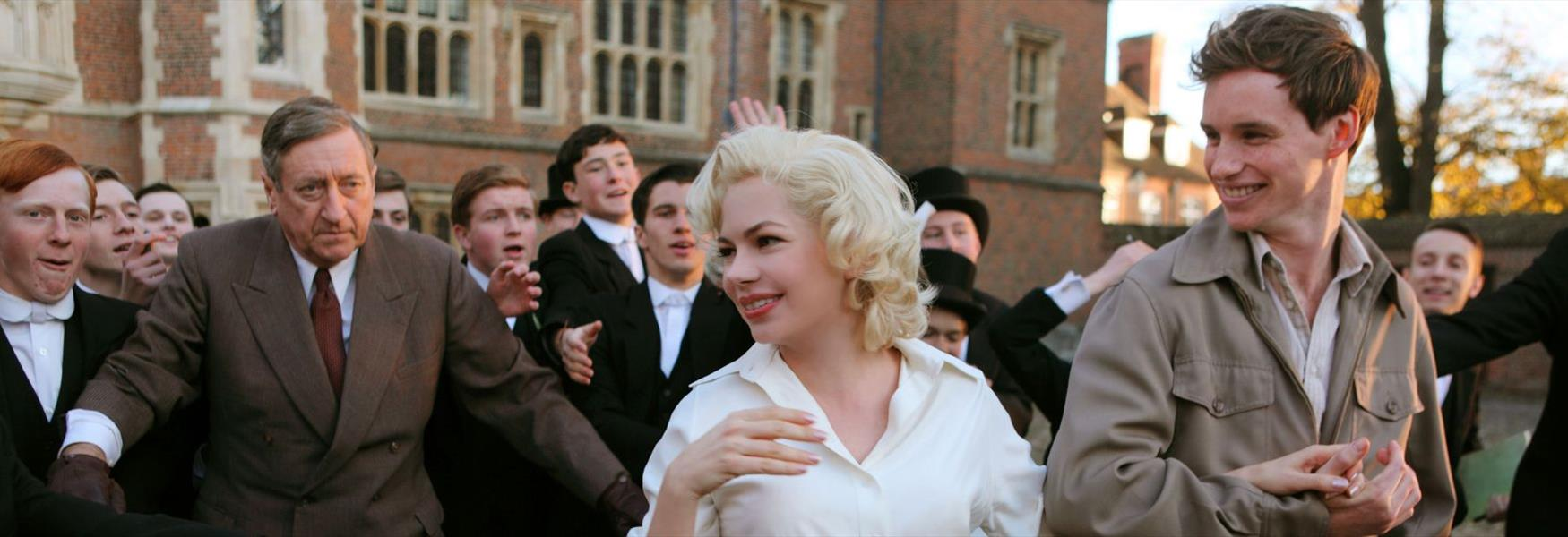 My Week with Marilyn, Eton College