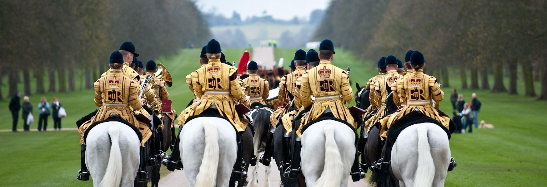 Mounted Band of the Household Cavalry - Doug Harding