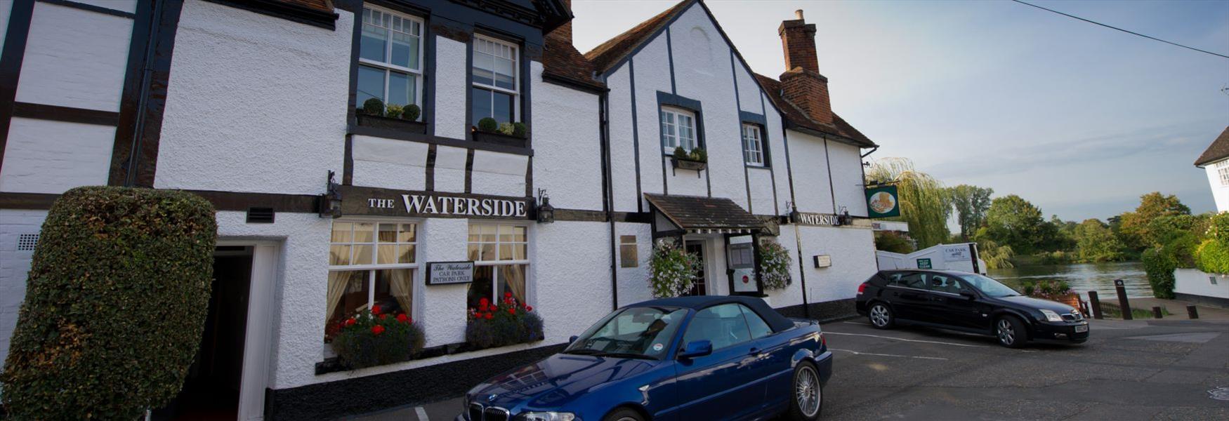 The 3 Michelin Starred Waterside Inn, Bray
