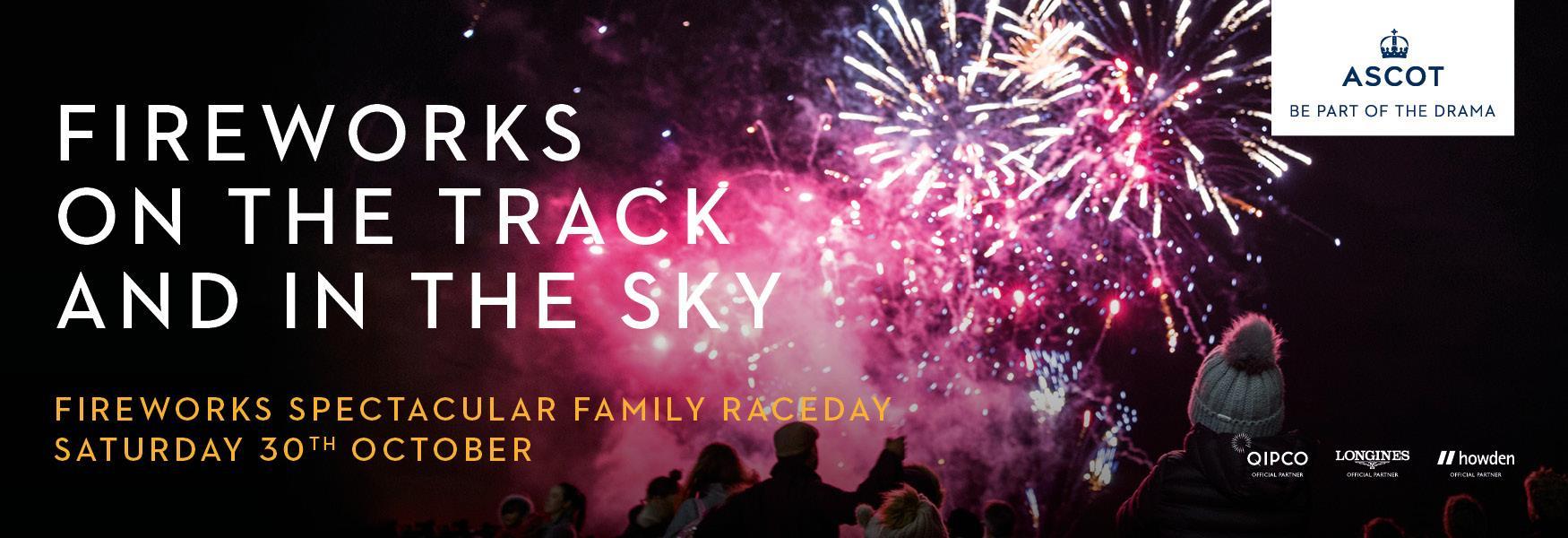Ascot Fireworks Spectacular 2021