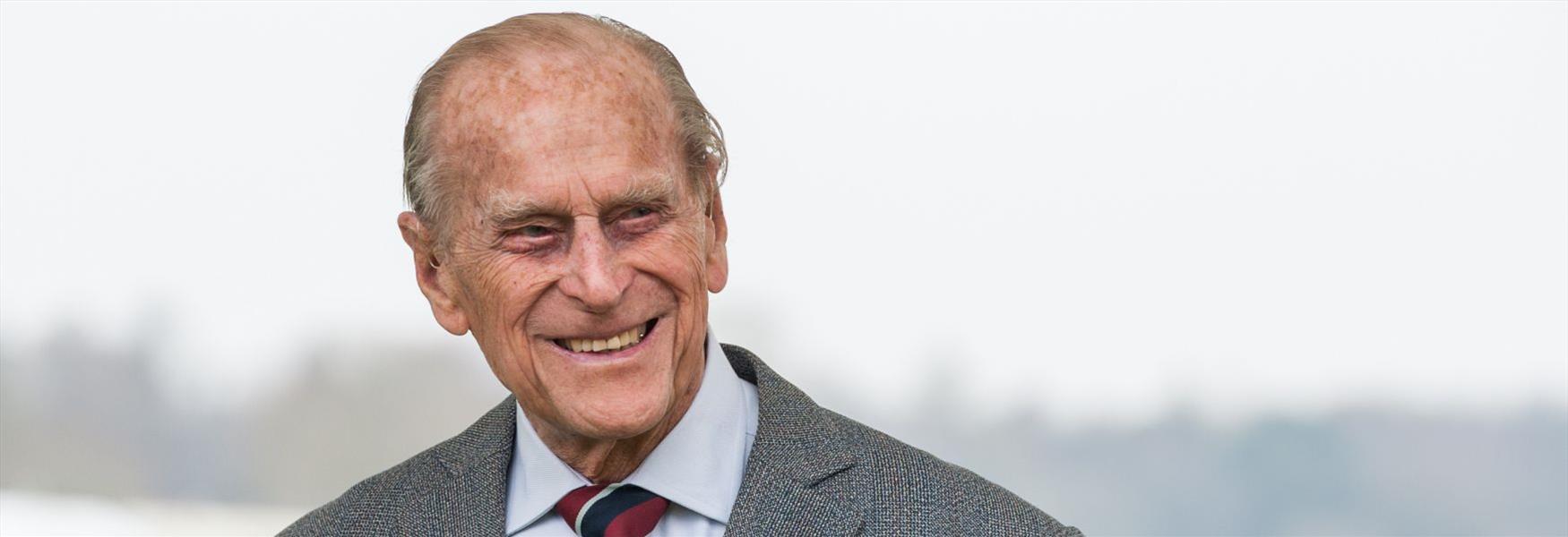 The Duke of Edinburgh © Gill Aspel 2016