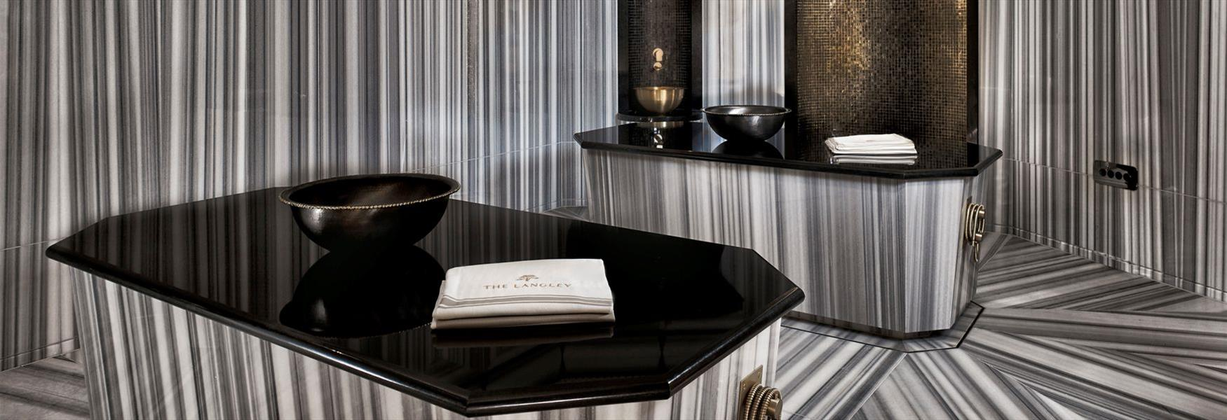 Double Hammam at The Langley Spa