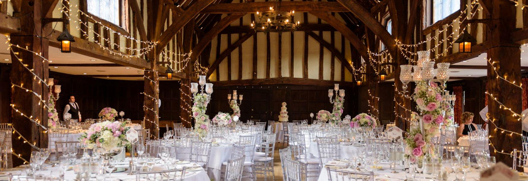 Great Fosters Tithe Barn