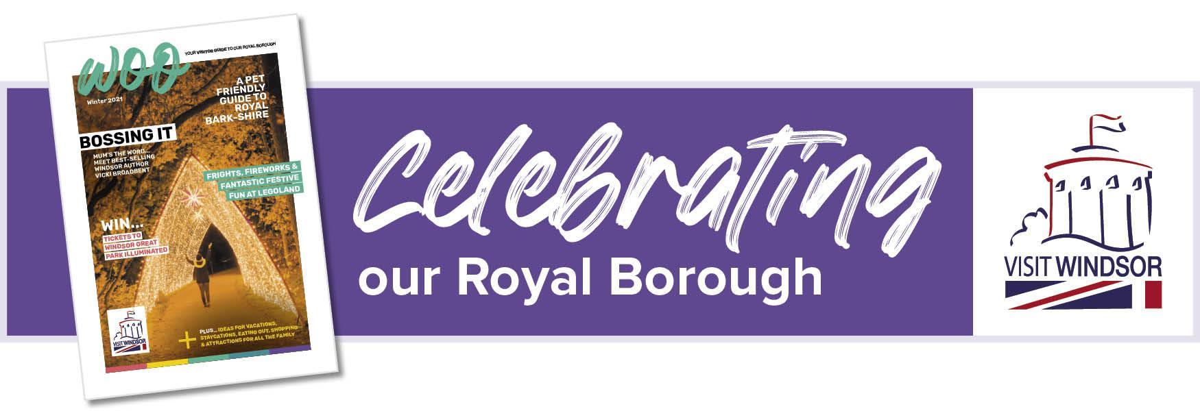 Woo Autumn 2021 edition Celebrating the Royal Borough