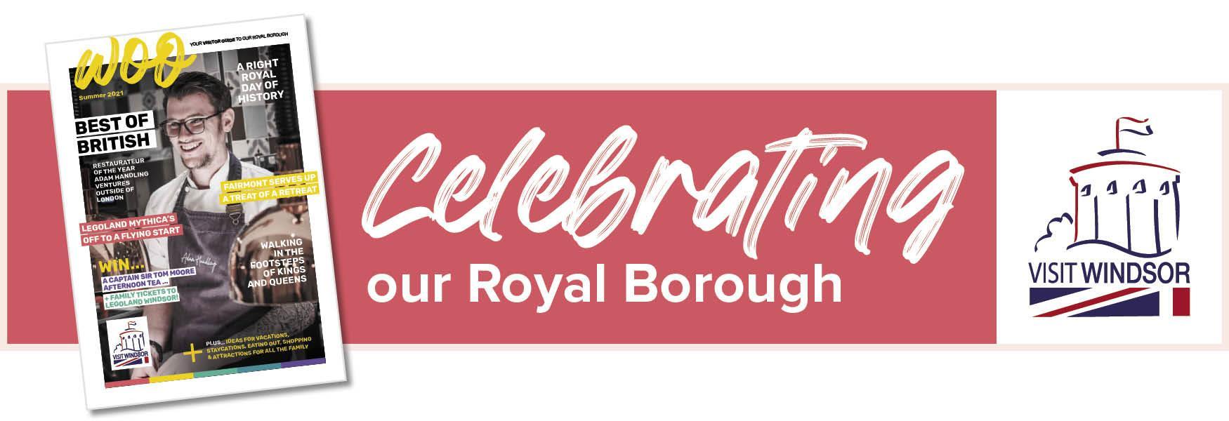 Woo Summer 2021 edition Celebrating the Royal Borough