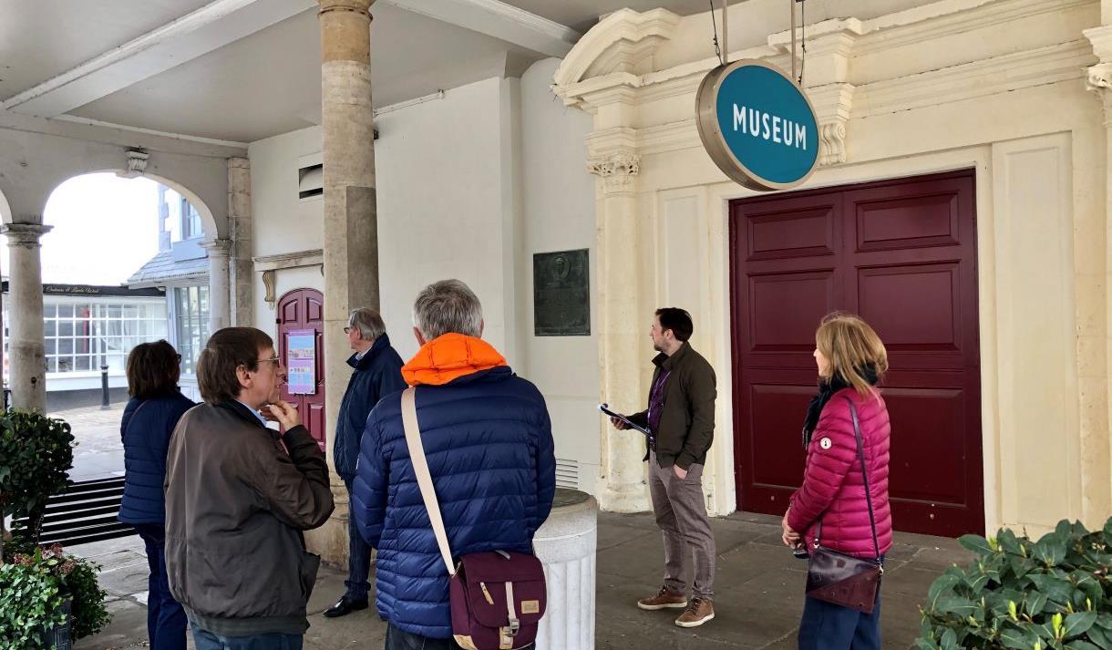 Windsor Guildhall : An Open Air Talk