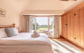 Tempstay bedroom