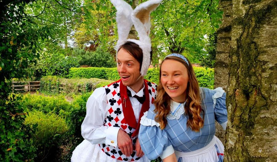 Alice's Adventures in Wonderland: Open Air Theatre