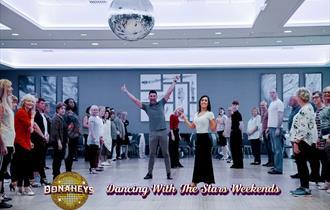 Dancing with the Stars Weekend: Aljaz & Janette Teaching