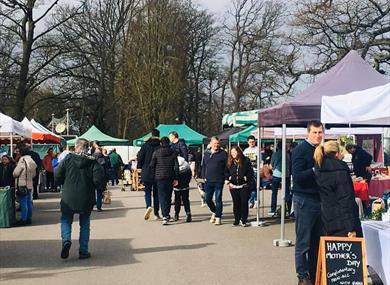 Ascot Farmers' Market