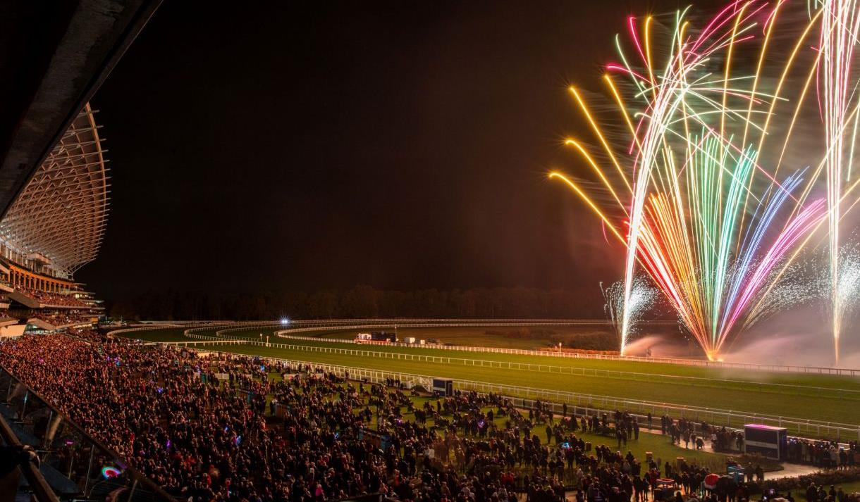 Fireworks Spectacular Family Raceday at Ascot Racecourse
