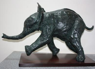 Art in the Garden at The Savill Garden: Carol Bryant | Elephant's Child
