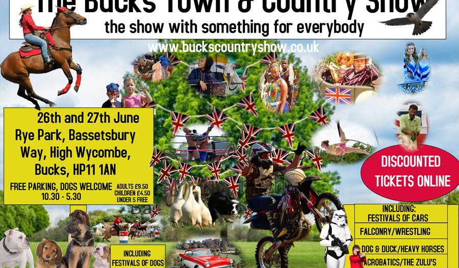 The Bucks Town and Country Show 2021