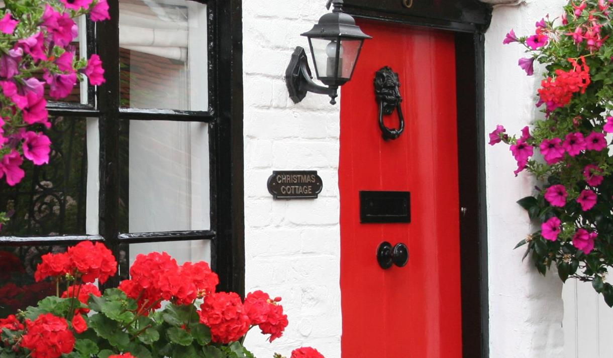 Bray Cottages: Christmas Cottage