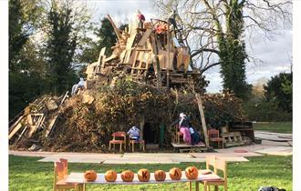 Cookham Bonfire - Andrew Sutherland