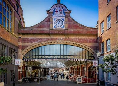 Windsor Royal Station, image courtesy Doug Harding