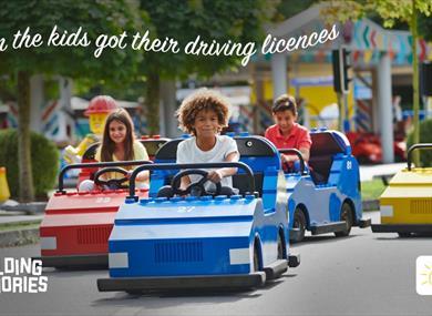 Legoland Resort Driving School