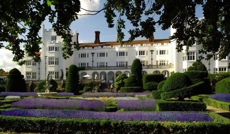 Danesfield House Hotel and Spa exterior
