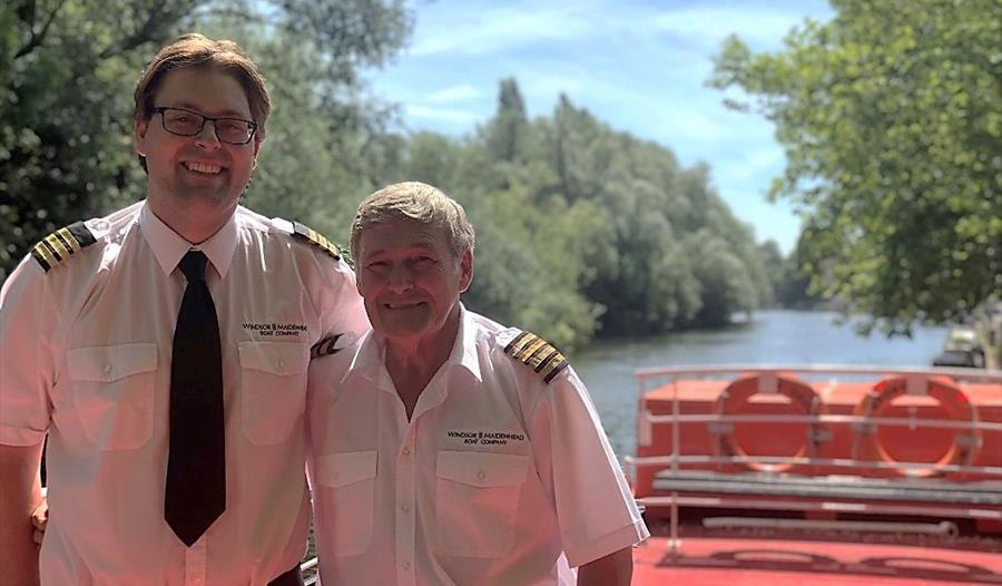 Owners of the Windsor & Maidenhead Boat Company