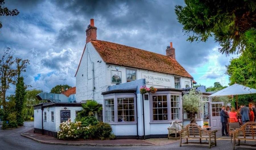 The Fox and Hounds Restaurant & Bar