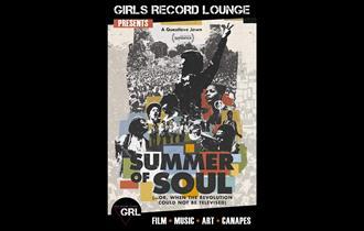 Summer of Soul Poster