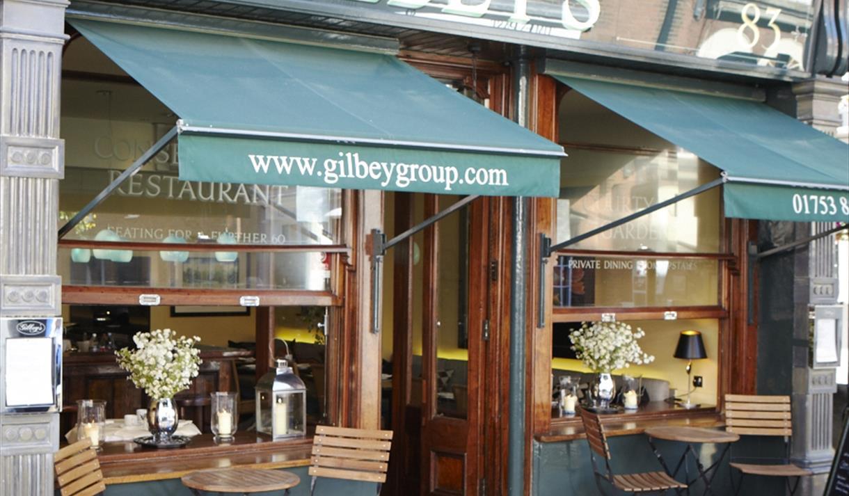 Gilbey's Bar, Restaurant & Townhouse