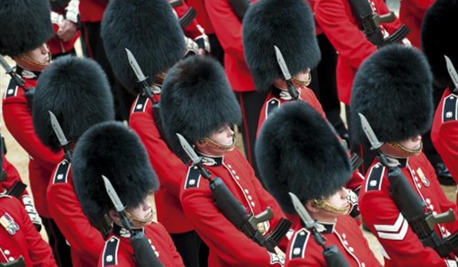 Guards copyright Doug Harding