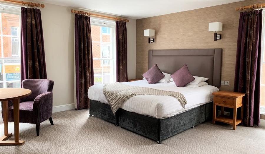 Goswell House superior room