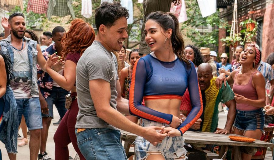 Films at Norden Farm this July and August: In The Heights