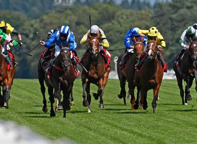 July Racing Weekend at Ascot Racecourse