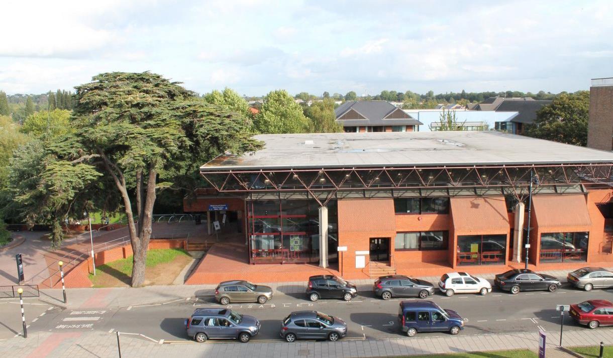Maidenhead Information Centre