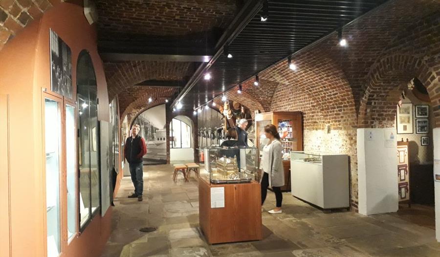 Museum of Eton Life, Eton College