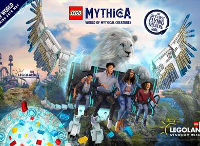 LEGO Mythica World of Mythical Creatures