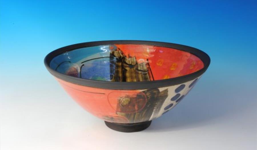 Richard Wilson - Art in Clay